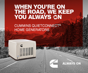Click to learn about Cummins Home Generators!