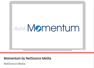 Learn More about Momentum by Netsource Media!