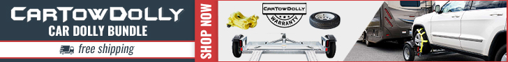 Click to learn more about the Ultimate Car Tow Dolly Bundle!